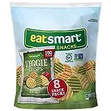 Eatsmart Snacks Veggie Crisps, 100 Calorie...