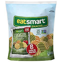 Image of Eatsmart Snacks Veggie...: Bestviewsreviews