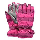 Barts Kinder Handschuhe Basic Skigloves Fuchsia Stripe (pink gestreift), Größe:6