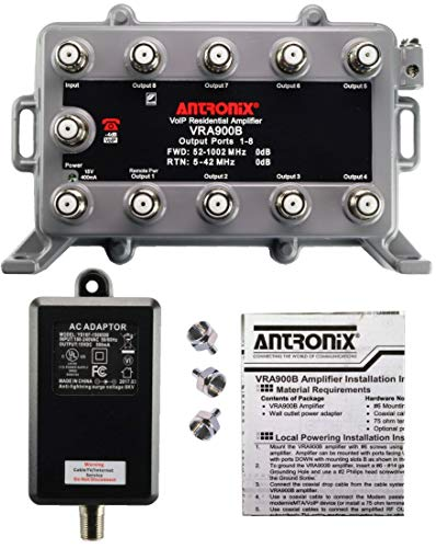 Antronix VR900B 9-Port Signal Booster/Amplifier