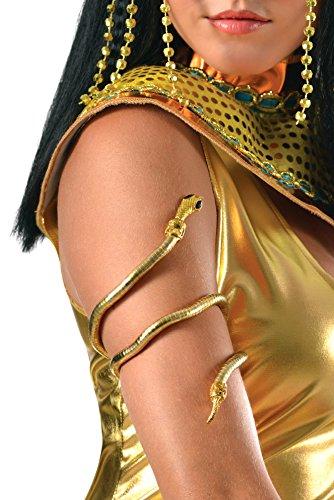 Rubie's Women's Snake Arm Cuff, Multi, One Size