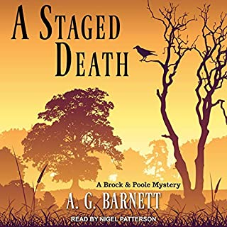 A Staged Death cover art
