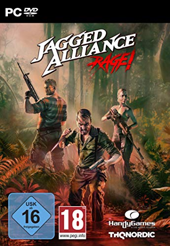 Jagged Alliance: Rage! (PC)
