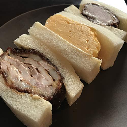 東京 八王子名物【冷蔵の煮かつサンド ロース1人前&ふわふわ玉子サンド1人前】最短発送可能ですのでお問い合わせください※冷凍商品を一緒にご注文することはできません