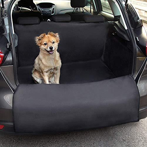 Heldenwerk Universal Kofferraumschutz Hund mit Seiten und Ladekantenschutz Auto Hunde Kofferraumschutzmatte Kofferraumdecke, Kofferraum Hundedecke