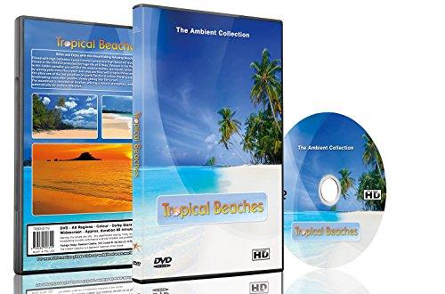 Beach DVD - Tropical Beaches with r…