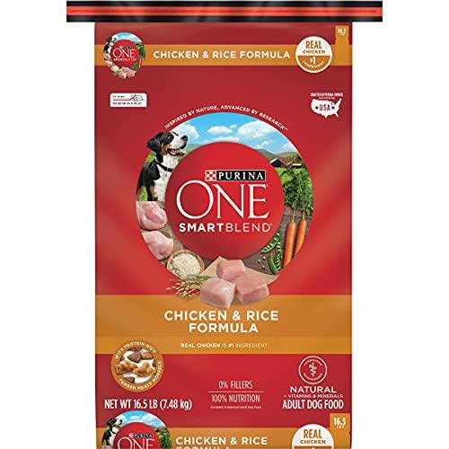 Purina ONE Natural Dry Dog Food, SmartBlend...