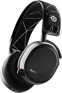 SteelSeries Arctis 9 Dual Wireless Gaming Headset - Trådlöst, förlustfritt 2,4 GHz-ljud + Bluetooth - 20+ timmars batteril...