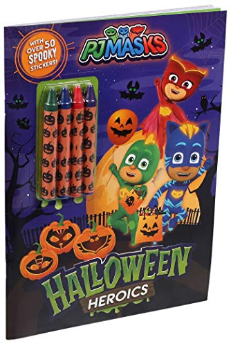 PJ Masks: Halloween Heroics