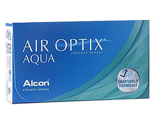 Air Optix Aqua Monatslinsen weich, 6 Stück / BC 8.6 mm / DIA 14.2 / -1,75 Dioptrien - 2