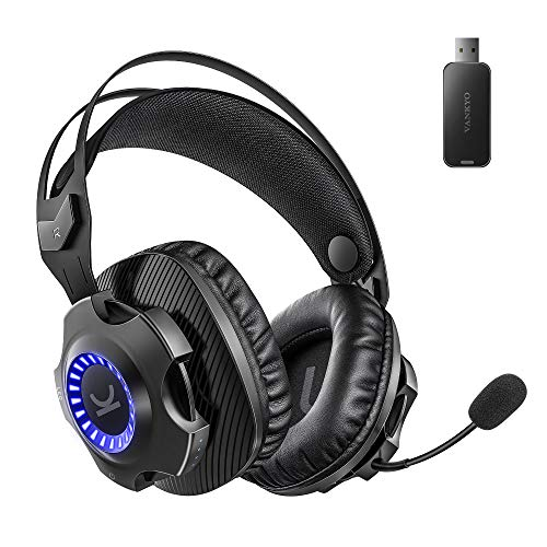 VANKYO Wireless Gaming Headset Captain 100- Gaming...