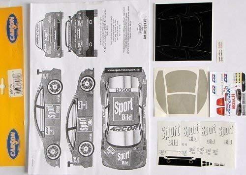 Dekorbogen 1:24 Speedy Opel Sport Bild DTM Winkelhock Carson 69170