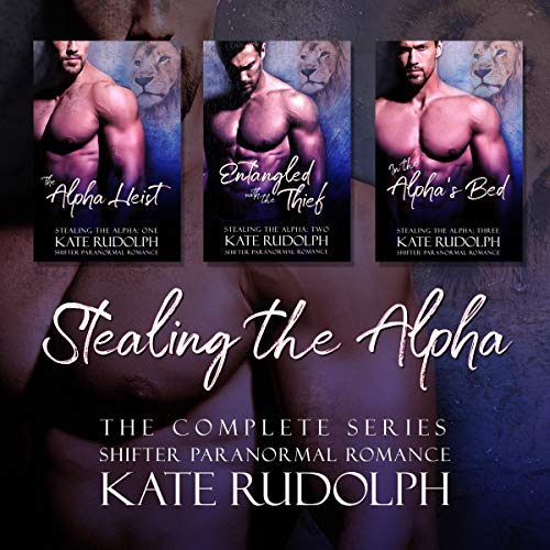 Stealing the Alpha  By  cover art