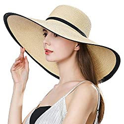 The best sun hats for ladies with big heads
