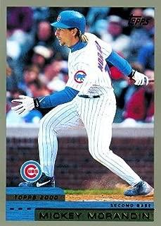2000 Topps #106 Mickey Morandini - Chicago Cubs (Baseball Cards)
