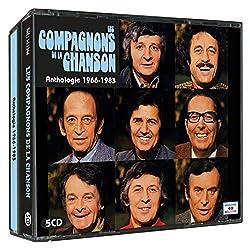 Anthologie Les compagnons de la Chanson 1966-1983