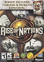 Rise of Nations + Rise of Nations: Thrones & Patriots - PC [並行輸入品]