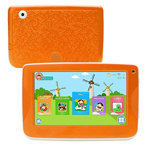 Batai 7 inch Kids Education Tablets Android 5.1,1GB ROM+8GB RAM, Kids Software...