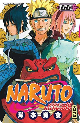 Naruto, tome 66