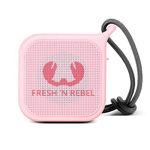 Fresh 'n Rebel ROCKBOX PEBBLE Cupcake, Kabelloser Bluetooth Lautsprecher