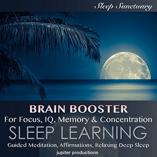 Brain Booster audiobook cover art