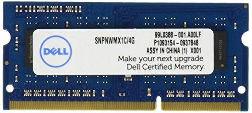 Dell A6951103 Precis Arbeitsspeicher 4GB (1600MHz, CL11, 204-polig) DDR3-SO-DIMM