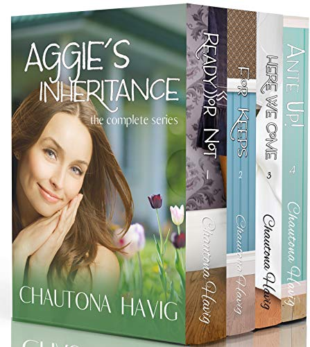Aggie's Inheritance: The Complete 4 Book Collection