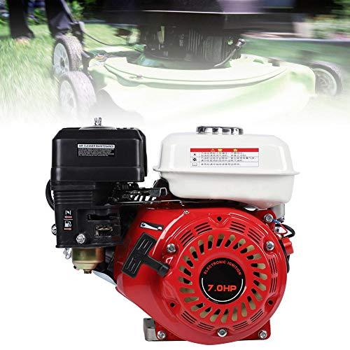 Motor de Gasolina de 4 Tiempos 7.5 Caballos 7.0HP Motor de Gasolina de Repuesto para Equipos Industriales y Agrícolas