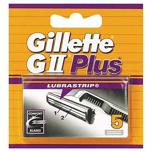 Gillette G-II Nachfüllklingen - 40 gr