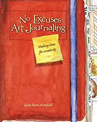An art journaling book is great for gift ideas for a leo woman.