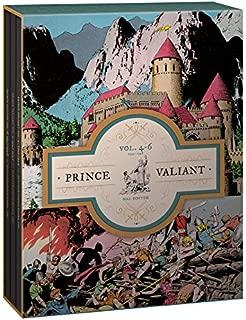 Prince Valiant Vols. 4-6 Gift Box Set