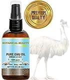 ACEITE DE EMU PURO. 100% PURO / SIN DILUIR / CALIDAD PREMIUM. PARA LA CARA, EL CUERPO, LAS MANOS, LOS PIES, LAS UÑAS Y EL CUIDADO DEL CABELLO Y LOS LABIOS. (1 Fl. oz - 30 ml.)