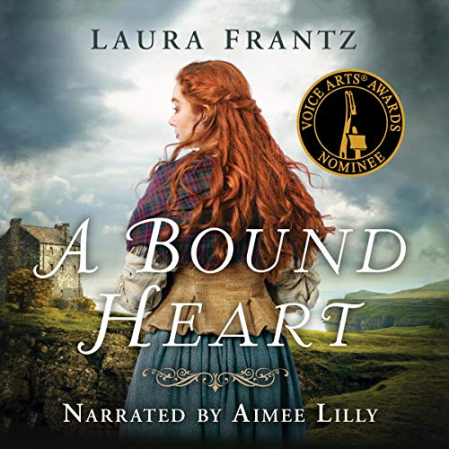 A Bound Heart audiobook cover art
