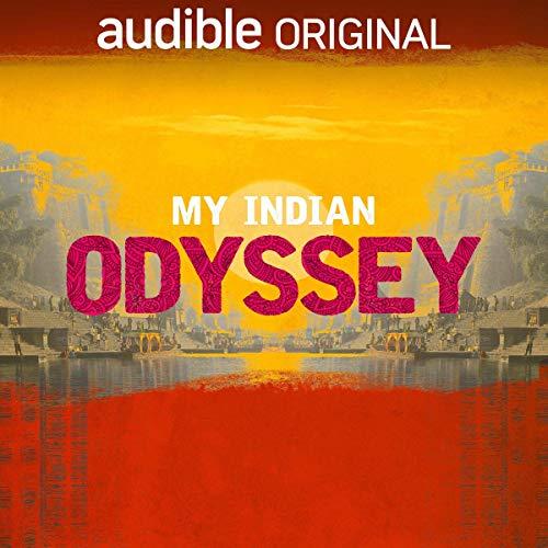 Page de couverture de My Indian Odyssey