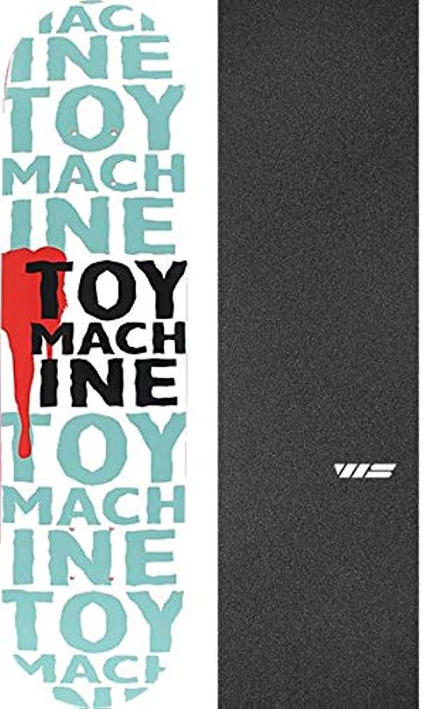 Toy Machine Skateboards New Blood Skateboard Deck - 7.62