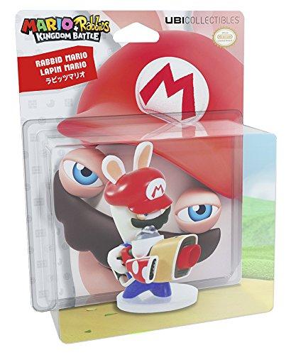 Mario + Rabbids Action Figure Rabbids Mario - 8 cm