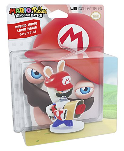 Mario & Rabbids Kingdom Battle - Figur Rabbid Mario (8 cm)