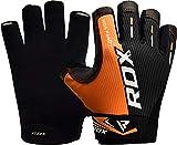RDX Gym Fitness Handschuhe Wettbewerb Gewichtheben Bodybuilding Sports Trainingshandschuhe Workout...