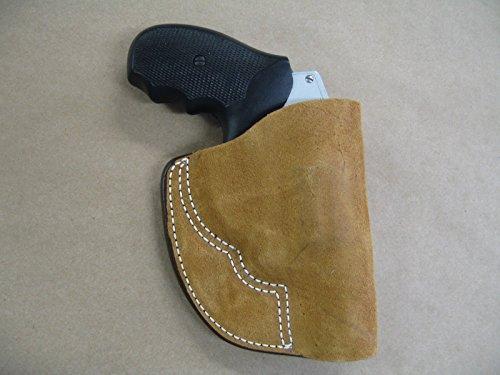 Ruger LCR, LCRx 5 Shot Revolver Inside The Pocket Leather...