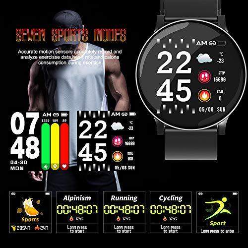 Montre Bracelet Ilepo IP67 Moniteur Sport Activité Physique - 5