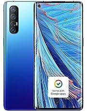 Oppo Find X2 Neo smartfon 256 GB, 12 GB RAM, Single SIM, Starry Blue