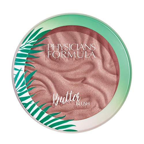Physicians Formula - Murumuru Butter Blush - Blush Makeup con Formula a Base di Burro di Murumuru - Morbido, Cremoso, per una Pelle Radiosa e Liscia come la Seta - Plum Rose
