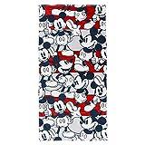Cerdá - Toalla Playa Infantil Mickey Mouse