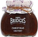 Mrs Bridges Christmas Chutney, Spiced Fruit, 8.5 Ounce