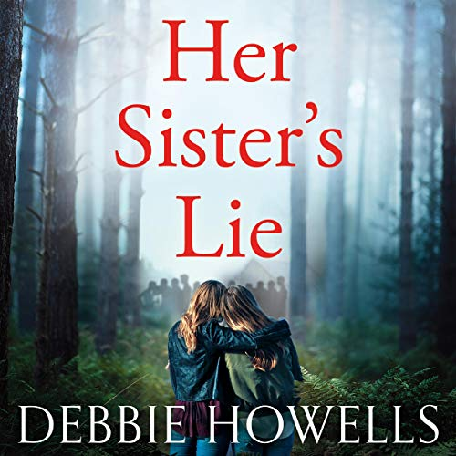Her Sister's Lie audiobook cover art
