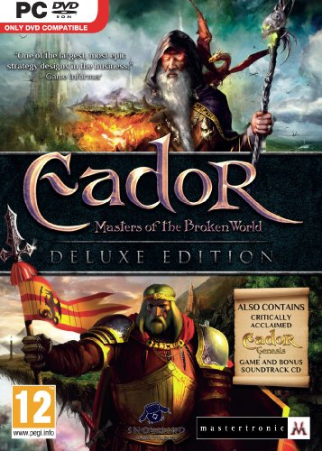 Eador: Masters of the Broken World - Deluxe Edition (PC DVD)