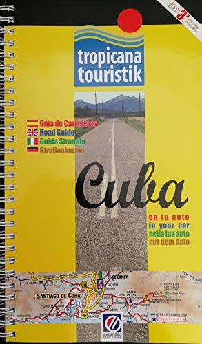 Kuba Straßenkarte