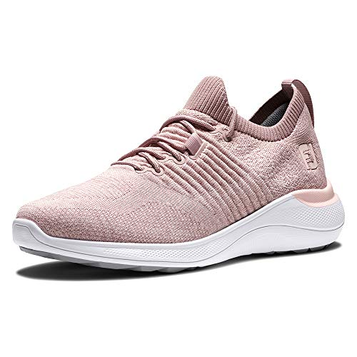 FootJoy Flex XP, Zapatos de Golf Mujer, Rosa, 37 EU