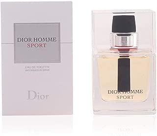 Christian Dior Dior Homme Sport Eau De Toilette Spray 2012 Edition for Men, 1.7 Ounce