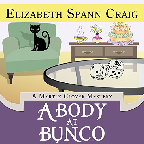 A Body at Bunco audiobook cover art